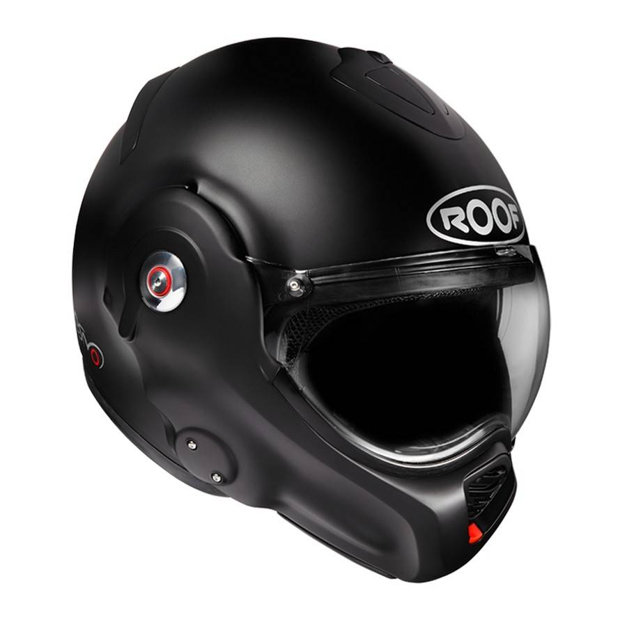 roof desmo black matt helmet champion helmets. Black Bedroom Furniture Sets. Home Design Ideas