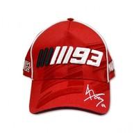 Marc Marquez Mütze 93 rot - MMMCA103407