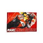 Marc Marquez vlag 93 | 100 x 90 cm - MMUFG104503