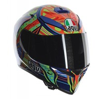 K3 SV 5 Five Continents casco