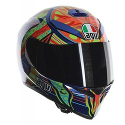 AGV K3 SV 5 Five Continents casco