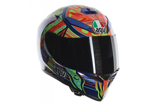AGV K3 SV 5 Five Continents capacete