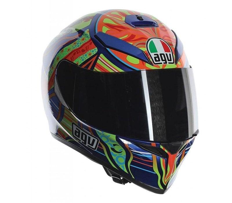 K3 SV 5 Five Continents casco