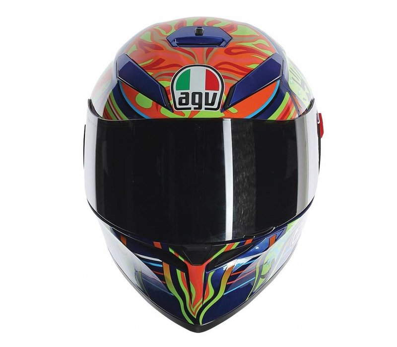 K3 SV 5 Five Continents capacete