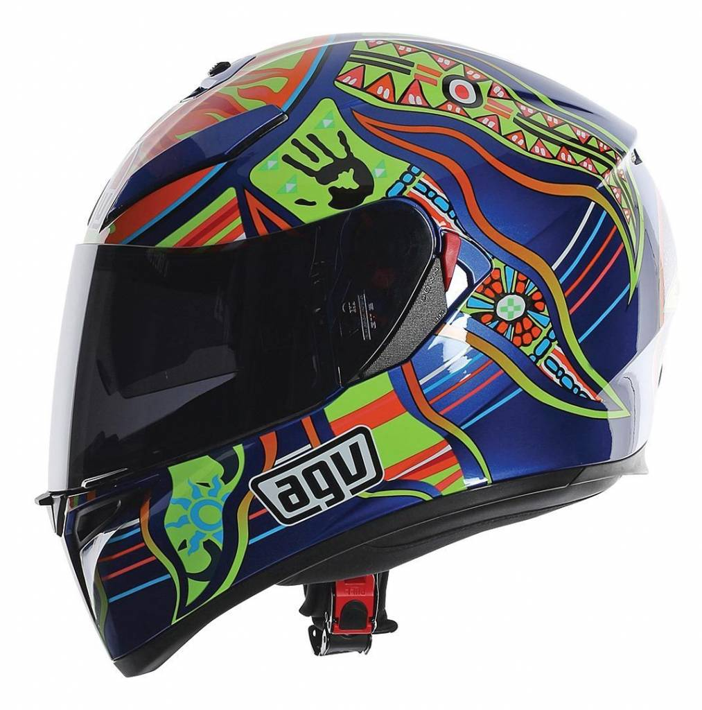 agv k3 sv 5 continents helmet champion helmets. Black Bedroom Furniture Sets. Home Design Ideas