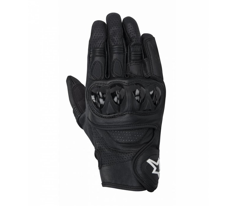 Celer guantes negro