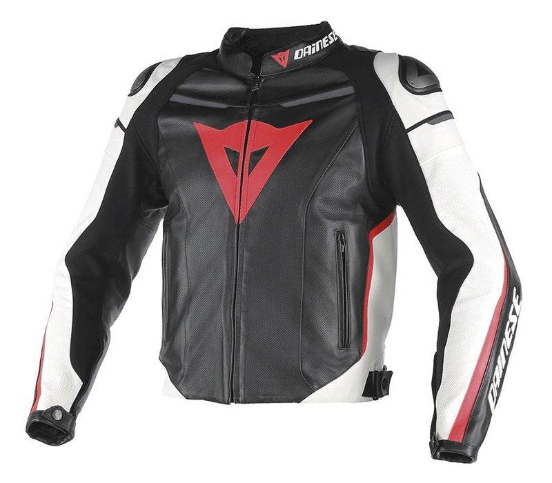 Super Fast Pelle Estivo chaqueta