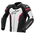 Alpinestars Gp Pro jaqueta preto branco vermelho