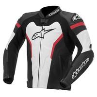 GP Pro Jacket Schwarz weiß rot