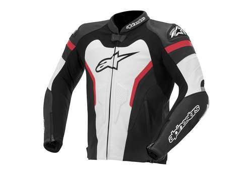 Alpinestars GP Pro Jacket Black White Red