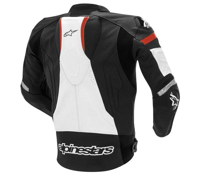 veste alpinestars gp pro black white red champion helmets. Black Bedroom Furniture Sets. Home Design Ideas
