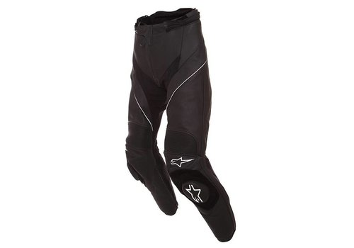 Alpinestars Missile Leather Pants - Pantalon Cuir noir