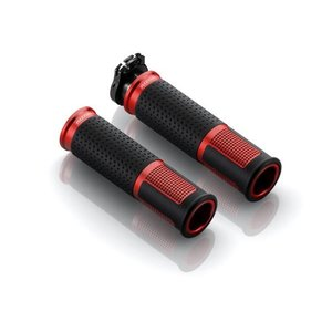 Rizoma GR213R Grips lux Rouge