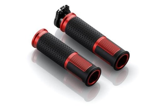 Rizoma GR213R Grips lux Rosso