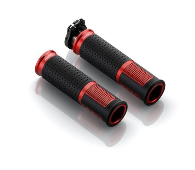 GR213R Grips lux Rojo