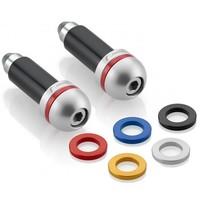 MA530A Lenker-Endcaps Switch Aluminium
