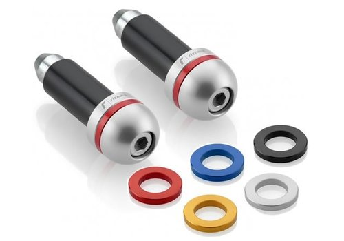 Rizoma MA530A Lenker-Endcaps Switch Aluminium
