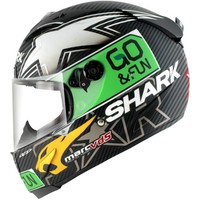 Race-R PRO Carbon Redding helmet Go&Fun DGY