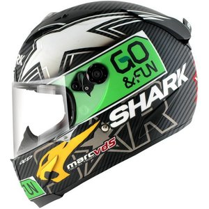 SHARK Race-R PRO Carbon Redding Casco Go&Fun DGY