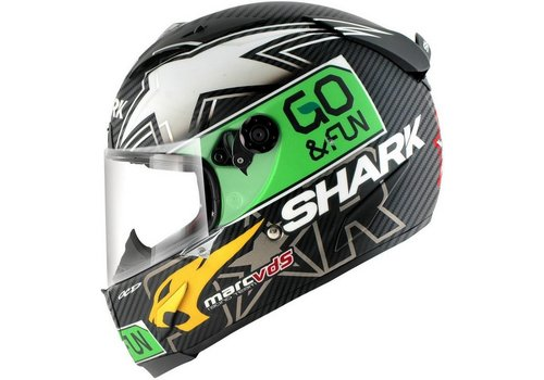 SHARK Race-R PRO Carbon Redding Helm Go&Fun DGY