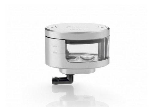 Rizoma CT125A Bremsflüssigkeits-Behälter Next Aluminium