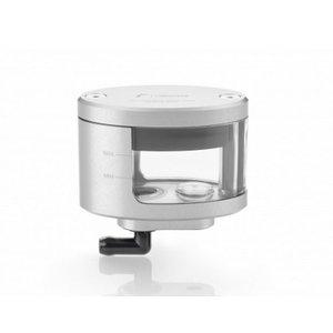 Rizoma CT127A Bremsflüssigkeits-Behälter Next Aluminium