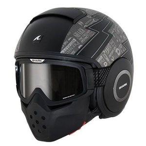 SHARK Raw Cult Matt KSA Helmet