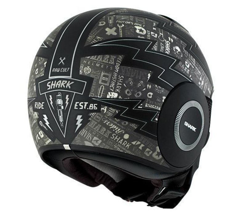 Raw Cult Matt KSA Helmet