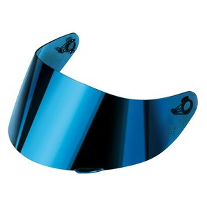 AGV K3 SV iridium Blue Visor