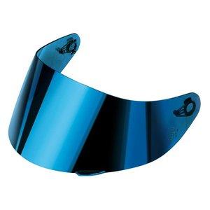 AGV K3 SV Viseira Iridium Azul