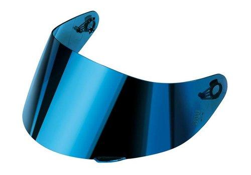 AGV K3 SV Visera Iridium Azul