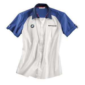 BMW Logo short-sleeved shirt, Men - 76 61 8 547 451