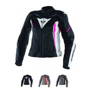 Dainese Avro D1 Lady Leather Jacket - 2015 Collection