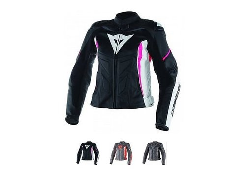 Dainese Online Shop Avro D1 Pelle Lady Giacca - Collezione 2015