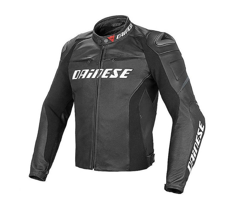 Racing D1 Leather Jacket