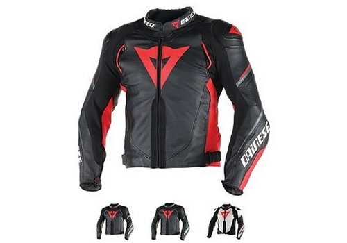 Dainese Online Shop Super Speed D1 Leather Jacka