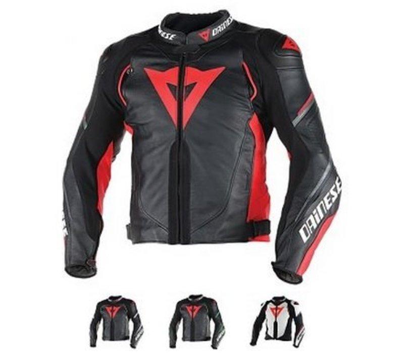 Super Speed D1 Leather Jacka