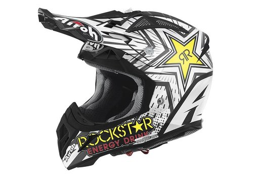 Airoh Online Shop Aviator 2.2 Rockstar 2016 Helmet