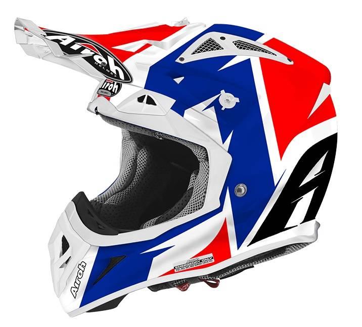 casque airoh aviator 2 2 steady gloss champion helmets l 39 equipment moto. Black Bedroom Furniture Sets. Home Design Ideas
