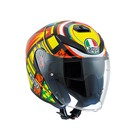 AGV K5 Jet Elements Open Face Helmet - Valentino Rossi