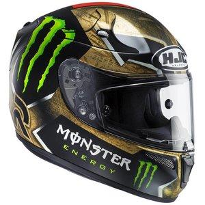 HJC RPHA 10 + Sparteon Lorenzo шлем