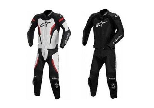 Alpinestars GP Pro Two Piece Leather Suit