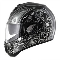 Evoline 3 Mezcal Chrome Helm