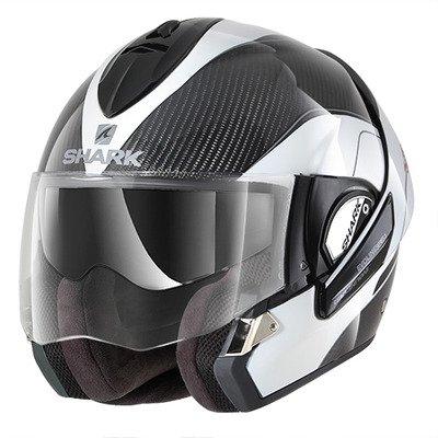 shark evoline pro carbon helmet champion helmets. Black Bedroom Furniture Sets. Home Design Ideas