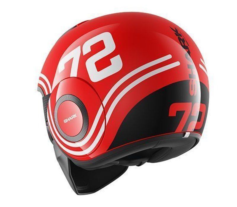 Raw 72 Casque - 2016 Collection