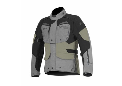 Alpinestars Durban Gore-Tex Jacket Grey Black