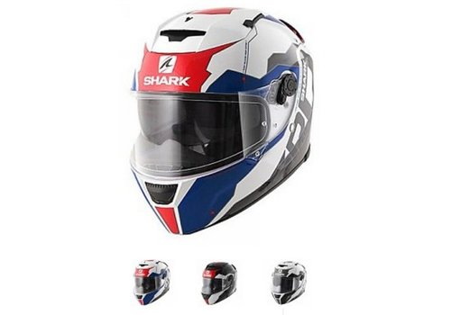 SHARK Speed-R 2 Sauer II Helm