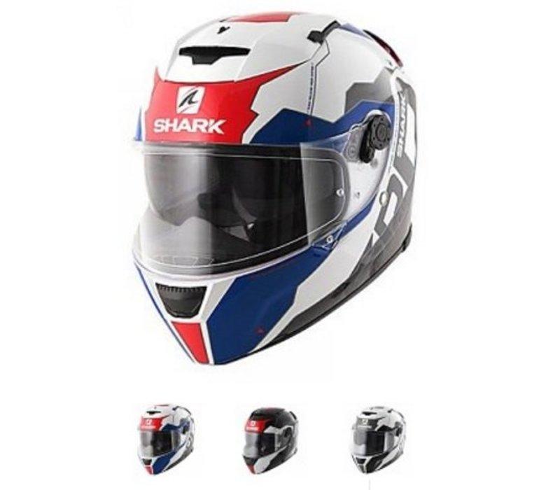 a6272d0f3b18 Shark Speed-R 2 Sauer II Hjälm - Champion Helmets | Hjälmar och MC ...
