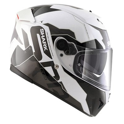 casque shark speed r 2 sauer ii champion helmets l. Black Bedroom Furniture Sets. Home Design Ideas