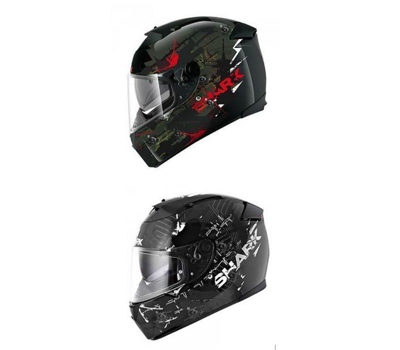 Speed-R 2 Charger Helm